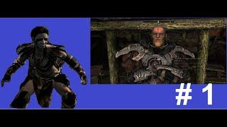 Skyrim the Forsworn Legacy Mod pt.1 - For Freedom
