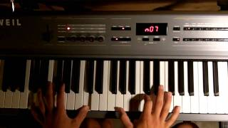 Takin' It To The Streets Piano Tutorial By The Doobie Brothers