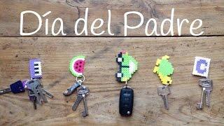 REGALOS caseros para el Día del Padre | Llavero para el DÍA DEL PADRE