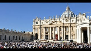 "BREAKING: ""Darkness Covers The Vatican"""