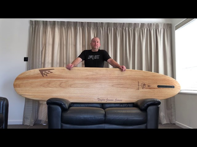 FireWire Special T Surfboard Review