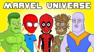 MARVEL Universe BIGGEST FANS