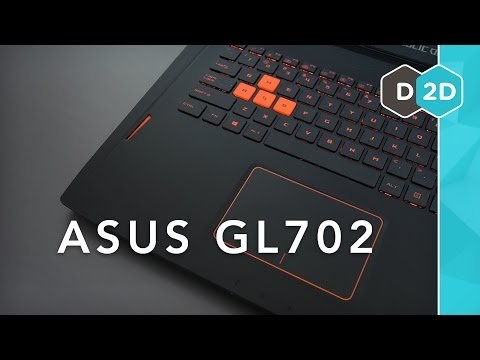ASUS GL702 Review (GTX 1060) – Is This Gaming Laptop Too Hot?!