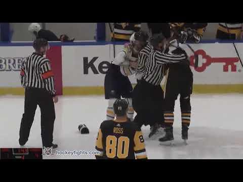 Casey Fitzgerald vs. Anthony Angello