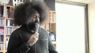 Reggie Watts - Tiny Desk Concert