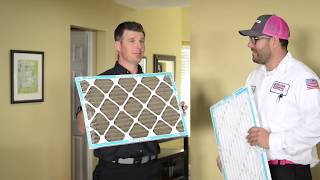How to Change Your AC Filter! | How Do You Change the Air Conditioner Filter in Your Home?