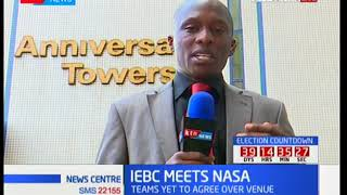 What NASA and Jubilee are likely to demand from IEBC