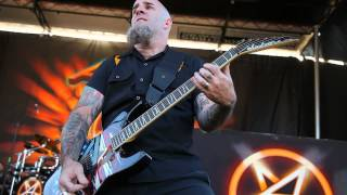 ANTHRAX - Among The Living Jackson Solo (OFFICIAL LIVE)
