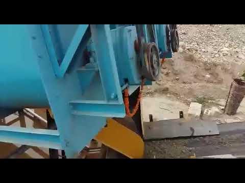 Sand Screw Classifier Washing Plant