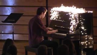 God Rest Ye Merry Gentleman Piano Solo Evan Langerak