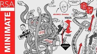 RSA Minimate: The Tyranny of Merit | Michael Sandel