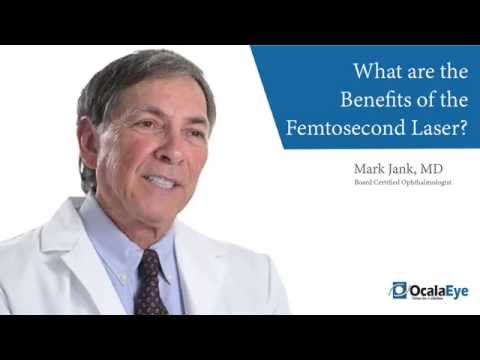 Video Benefits of the Femtosecond Laser