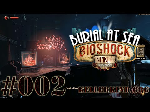 Bioshock Infinite - Burial at Sea EP.2 #002 - Schick sie schlafen ★ [HD|60FPS]