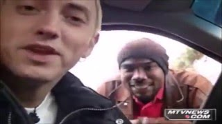 Eminem and Proof Freestyle (1999) (Rare)