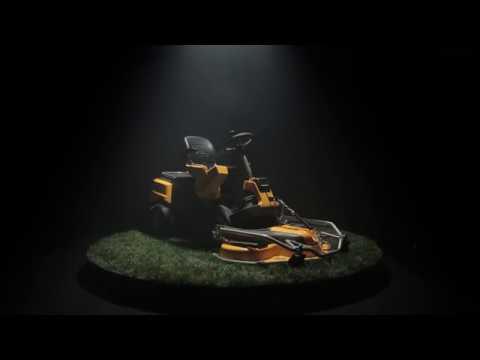 Traktor ogrodowy STIGA Park Pro 740 IOX