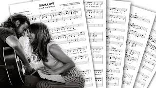 shallow piano sheet music free pdf - Kênh video giải trí dành cho