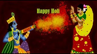 Happy Holi 2016 - Latest Holi Wishes, SMS, Greetings, Images, Whatsapp Video Download