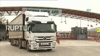 LIVE from Turkey/Syrian border as Turkey continues ground operation against Kurdish forces