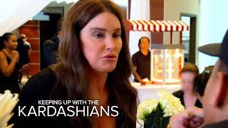 KUWTK  Kylie Jenner And Caitlyn Talk The Best Age To Have Kids  E