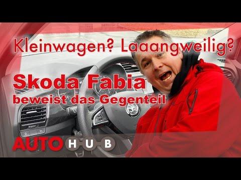 Škoda Fabia Monte Carlo – So genial ist er wirklich!