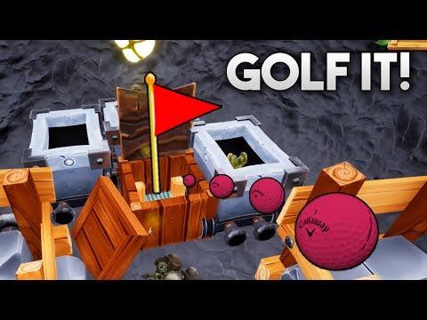 TROLLEO A WILLY PARA GANAR!! JAJAJA Golf It!