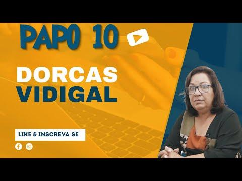 PAPO 10 Dorcas Vidigal conta tudo