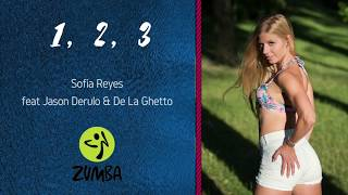 Zumba   1, 2, 3   Sofia Reyes Feat. Jason Derulo & De La Ghetto