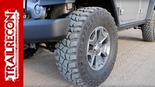 Cooper Discoverer STT Pro Review - 315/70R17
