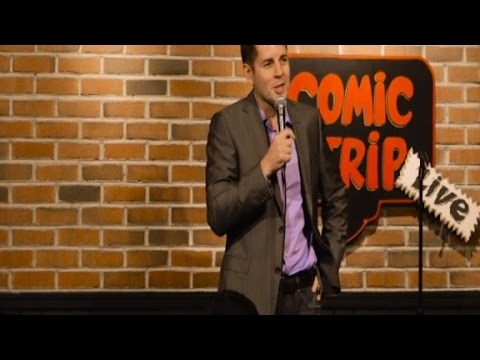'The last comedy show before Trump deports us'