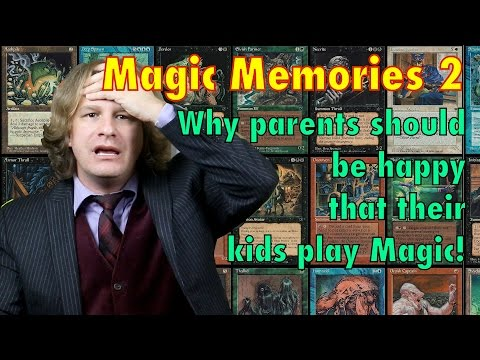 MTG – Here's why parents should be happy that their kids play Magic: The Gathering
