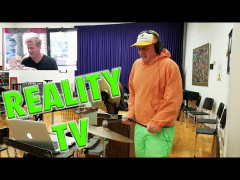 Recording Music For Reality TV
