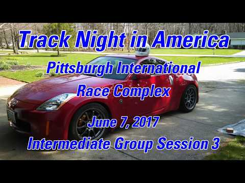 Pitt Race - 6/7/17 - Intermediate Session 3