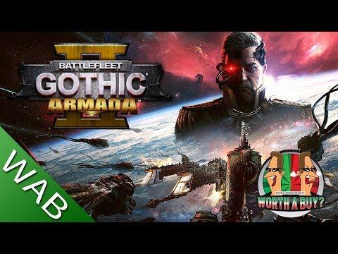 Battlefleet Gothic Armada 2 Review - Worthabuy?