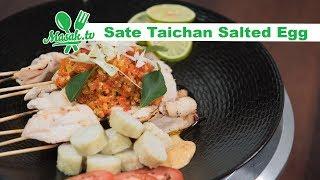 Sate Taichan Salted Egg