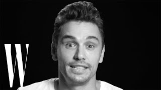 James Franco Used To Pick Up Girls Working At A McDonalds Drive Thru | Screen Tests | W Magazine