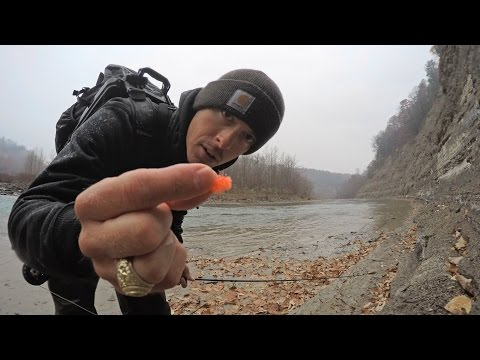 Fly Fishing & Hiking Adventure in The Blue Ridge Mountain Forest