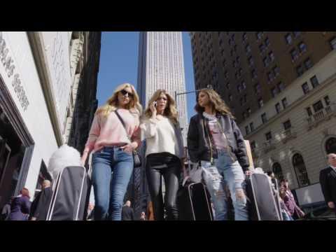 ملائكة Victoria's Secret يتألقن هذا العام في مدينة النور