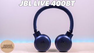 JBL LIVE 400BT - Full Review (Music & Mic Samples)