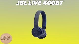 JBL LIVE 400BT - Full Review (Music & Mic Samples)