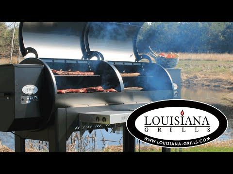 Louisiana Grills Demo