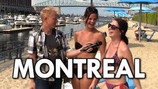 Joe Goes To Montreal