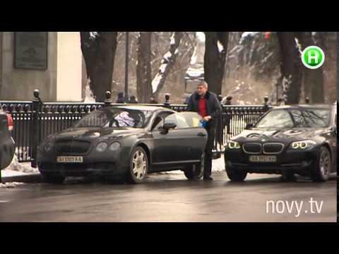 Депутатский автопарк кризисного периода - Абзац! - 13.02.2015