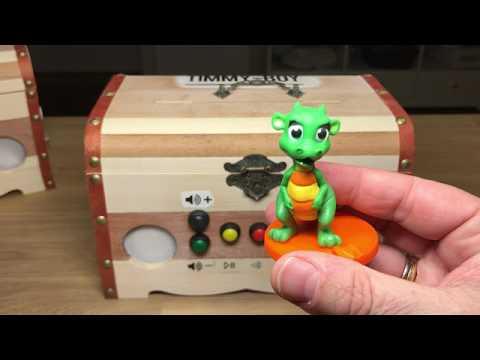 Phoniebox - Selfmade MP3-Player auf Basis eines Raspberry Pi - RFID Box für Kinder
