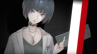 Persona 5 Official Tae Takemi Cooperation Trailer (Japanese) by IGN