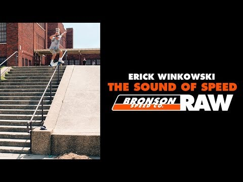 preview image for Erick Winkowski: The Sound of Speed   Bronson RAW