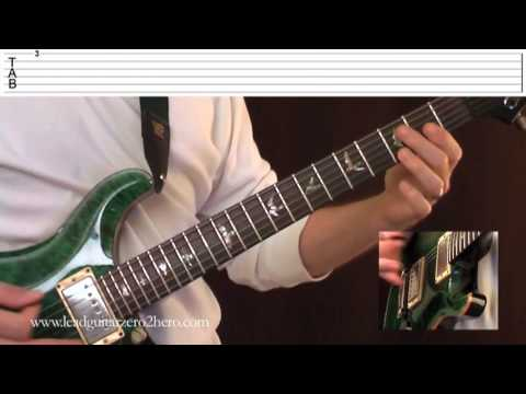 01 Learn Electric Guitar