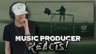 Music Producer Reacts To NF   The Search!!