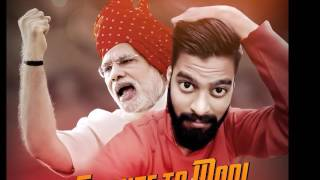 Video New Punjabi Songs 2017 ● Tribue To Modi ● Double R ● Desi Hip Hop ●  New Hindi Rap Songs 2017