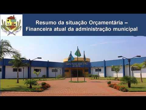 Audiência Pública 2° Quadrimestre/2021 e LDO 2022 da Prefeitura de Vera
