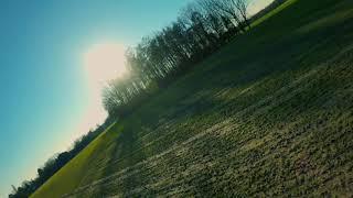 Fpv x GoPro: in the fields